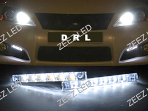 Euro Style Mini LED Daytime Running Light