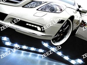 Mercedes-Benz Style 6 LED Daytime Running Light