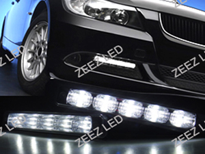 Euro Style High Power LED Daytime Running Light